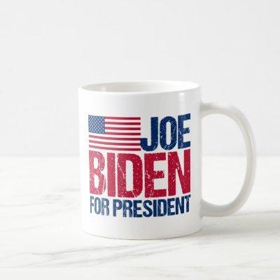 Joe Biden for President Coffee Mug