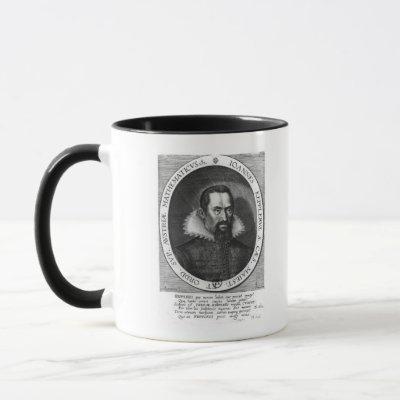 Johannes Kepler  1590 Mug