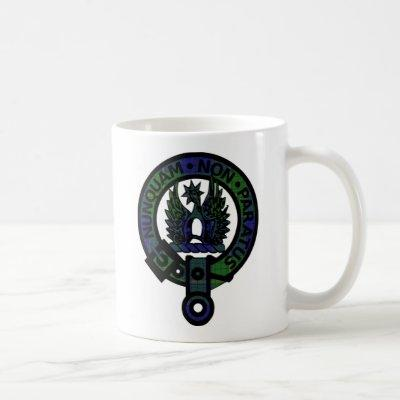 Johnstone Clan Crest Coffee Mug