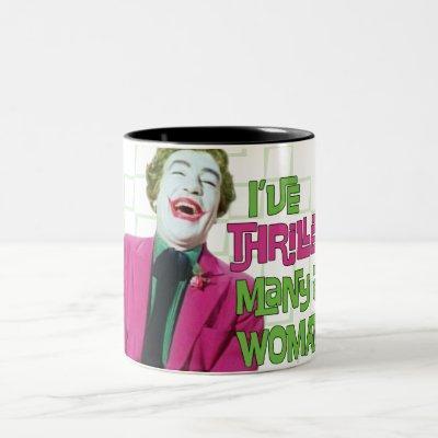 Joker - Thrill Two-Tone Coffee Mug