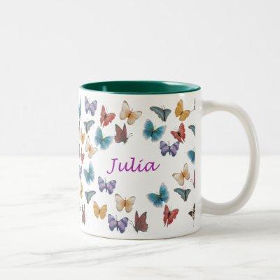 Julia Two-Tone Coffee Mug