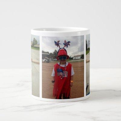 Jumbo Custom Photo Mug Jumbo Mug - Customized