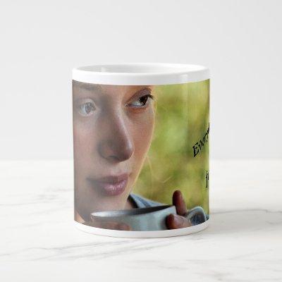 Jumbo mug for every day