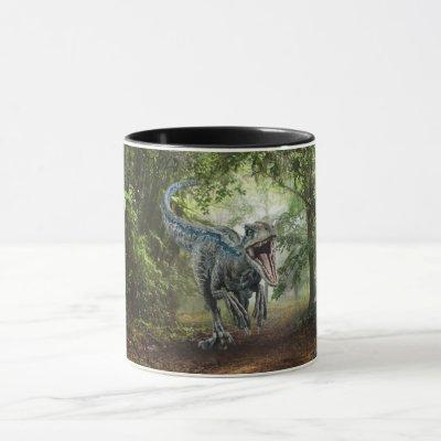 Jurassic World | Blue - Nature's Got Teeth Mug