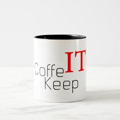 Just Design IT Coffee Mug
