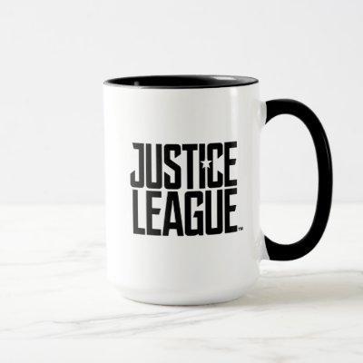 Justice League   Justice League Logo Mug
