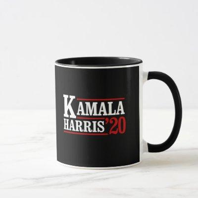 Kamala Harris for President in 2020 - white - Mug