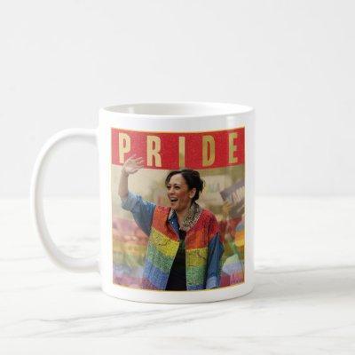 Kamala Harris PRIDE mug