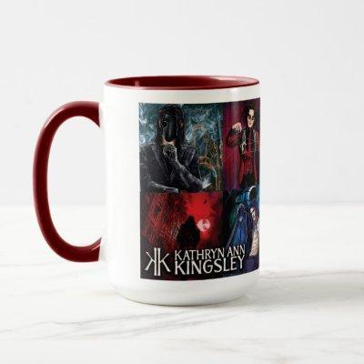 Kathryn Ann Kingsley: 2021 Combo Mug! Mug