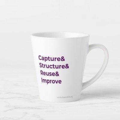 #KCSnerd Latte Mug