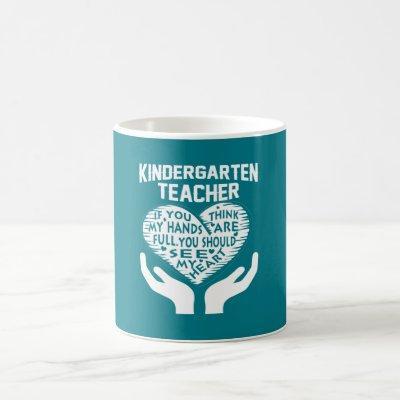 Kindergarten Teacher Coffee Mug