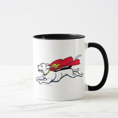 Krypto the dog mug