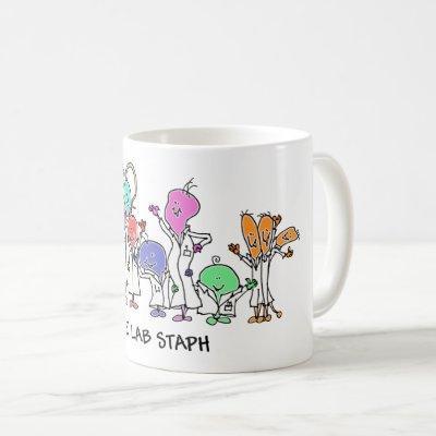 Lab Staph Coffee Mug