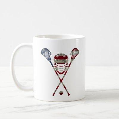 LACROSSE COFFEE MUG