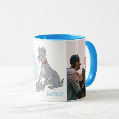 Lady & The Tramp | Daddy and Me Photo Mug