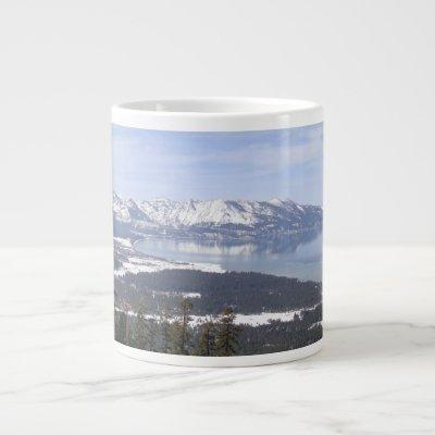 Lake Tahoe Large Coffee Mug