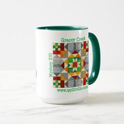 Large Mug for Grassy Creek