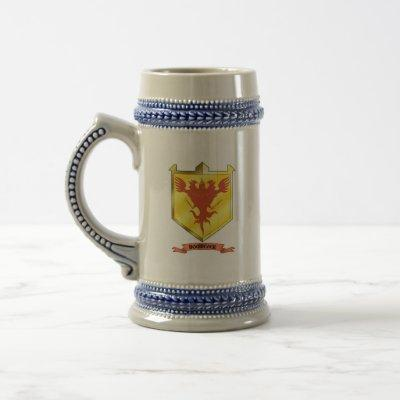 Legion of Doomcock Beer Stein