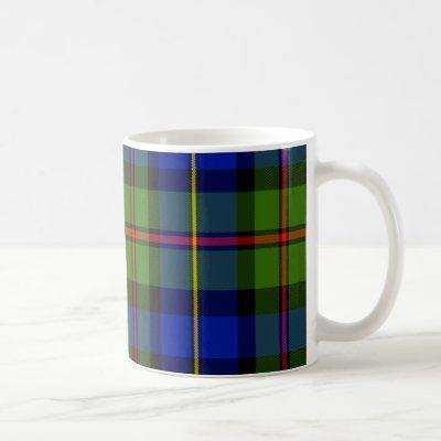 Lewis Scottish Tartan Coffee Mug