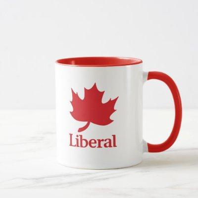 Liberal Party of Canada Mug