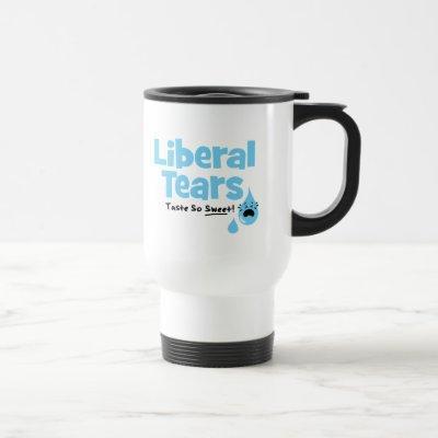 Liberal Tears Taste So Sweet Travel Mug