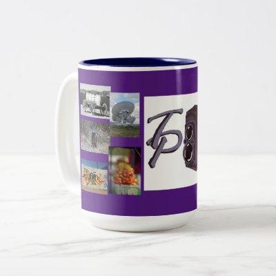 Logo2 Two-Tone Coffee Mug