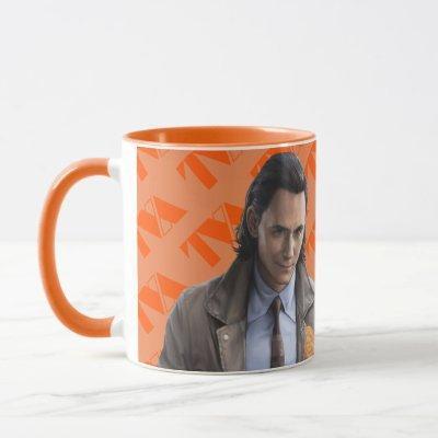 Loki Character Art Mug