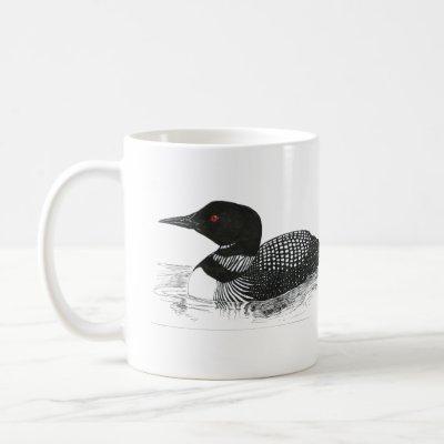 Loon Art Mug