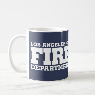 Los Angeles County Fire Department Battalion 2 Mug