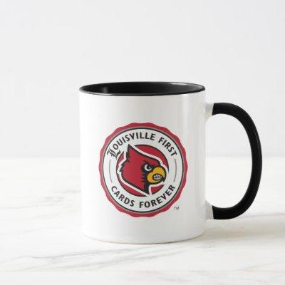 Louisville Seal - Louisville First Cards Forever Mug
