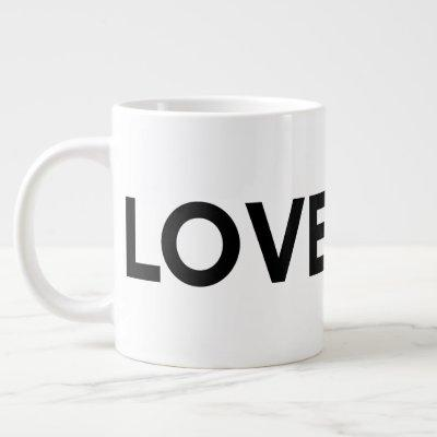 Love Wins - Large Mug