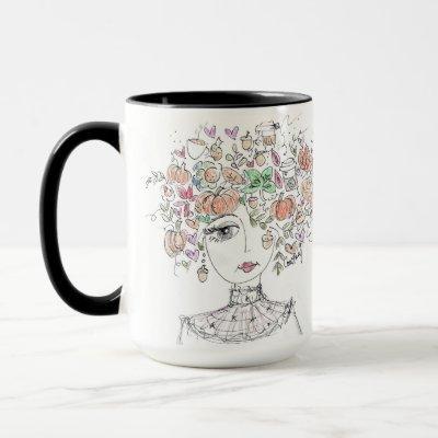 Love ya - a Latte Mug