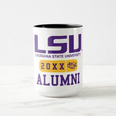 LSU   Alumni Mug