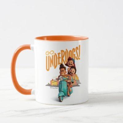 Luca   Go Underdogs! Mug