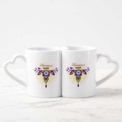 Luminous Womb Lover's mugs