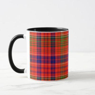 Lumsden Scottish Tartan Mug