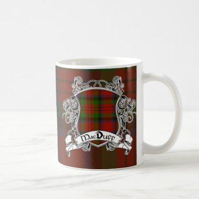 MacDuff Tartan Shield Coffee Mug