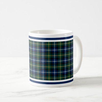 MacNeil of Barra Clan Tartan Coffee Mug