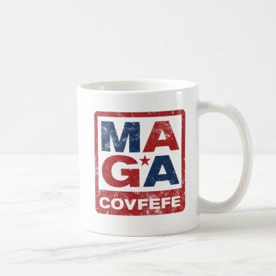 MAGA Covfefe Coffee Mug