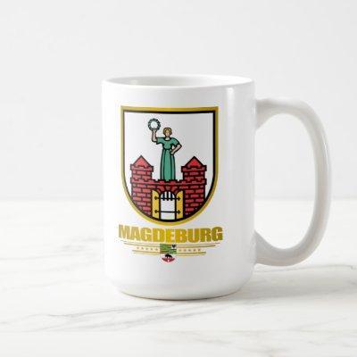Magdeburg Coffee Mug