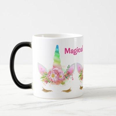 Magical Moments Rainbow Unicorn Magic Mug