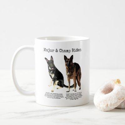 Major & Champ Coffee Mug