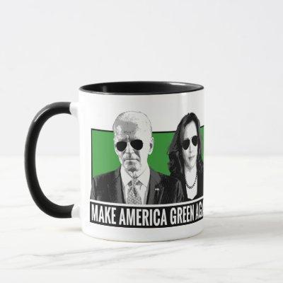 Make America Green Again Mug