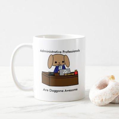 Male Administrative Professional Awesome Personali Coffee Mug