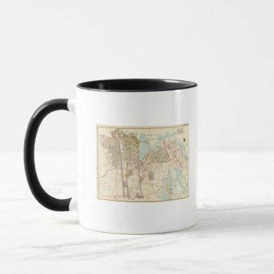 Mamaroneck village, New York Mug