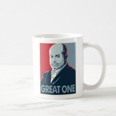 Mark Levin Great One Coffee Mug