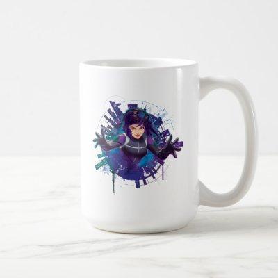 Marvel Rising   Quake City Art Coffee Mug