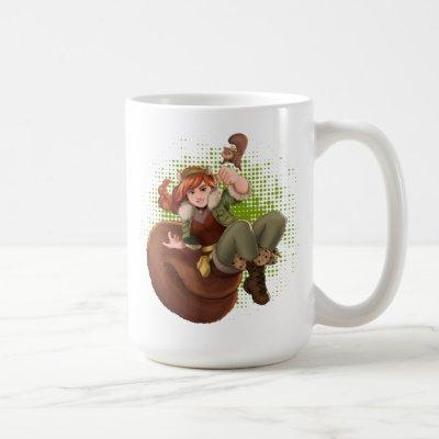 Marvel Rising   Squirrel Girl & Tippy-Toe Jump Coffee Mug