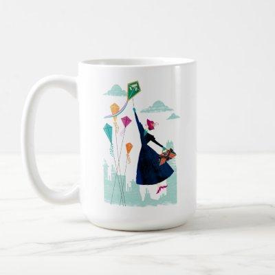 Mary Poppins   Magic in the Air Coffee Mug