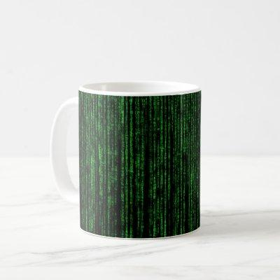 Matrix Coffee Mug